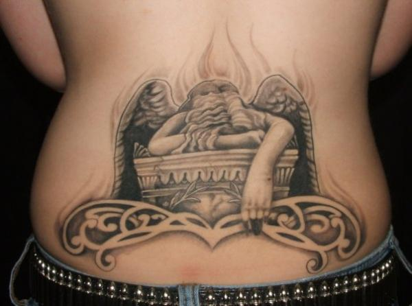 The gallery for --> Angel Crying Tattoo Maja Salvador And Gerald Anderson Valentines